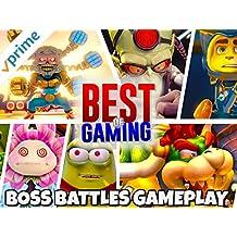 Clip: Boss Battles Gameplay - Best of Gaming!