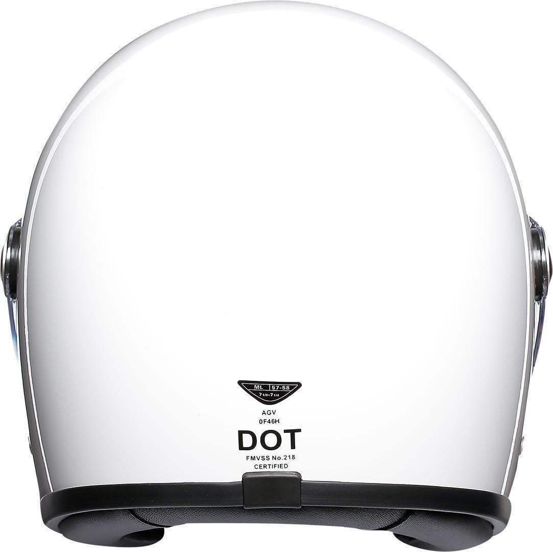 53//54 AGV Legends X3000 Helm Grau Matt XS