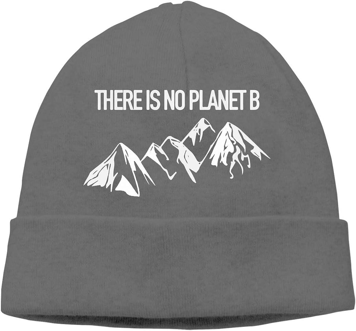 Men Women No Plan B Soft Knit Beanie Caps Soft Hat