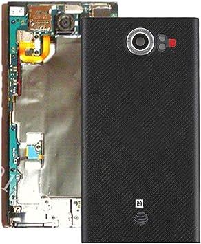 YANSHANG Repuestos para Smartphone Tapa Trasera con Lente de cámara for Blackberry Priv (versión de EE. UU.) (Negro) Partes de refacción (Color : Black): Amazon.es: Electrónica