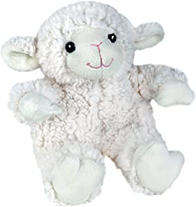"Beary Fun Friends Recordable 8"" Plush Lambert the Lamb w/20 Second Digital Recorder for Special Messages, Rymes or Songs"