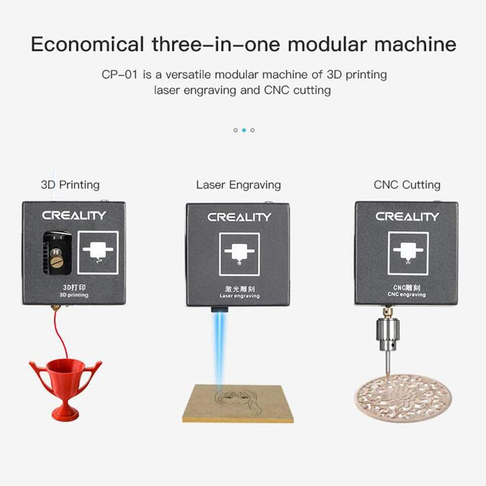 ALZHP Impresora 3D, Máquina Modular Inteligente, Máquina Modular ...