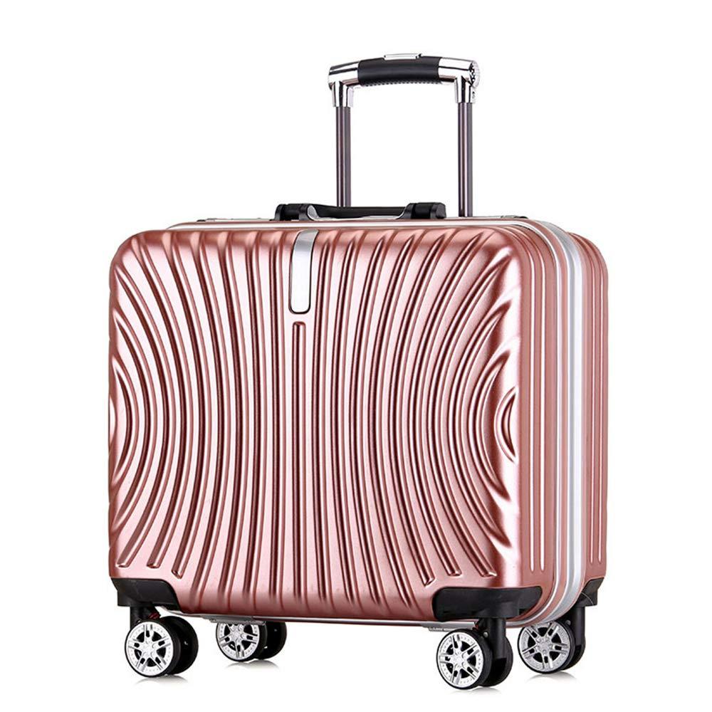 スーツケース アルミフレーム 軽量 キャリーケース 耐衝撃 キャリーケース 機内持込 キャリーバッグ TSAロック付 静音 旅行出張 4ホイールスピナースーツケースを持ち歩くB B07SKJGN75 B