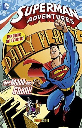 Superman TV-Comic, Bd. 1: Der Mann aus Stahl (Einsteiger-Comic)