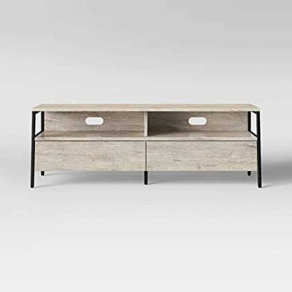Pleasant Amazon Com Project 62 Loring Media Stand With Drawers Cjindustries Chair Design For Home Cjindustriesco