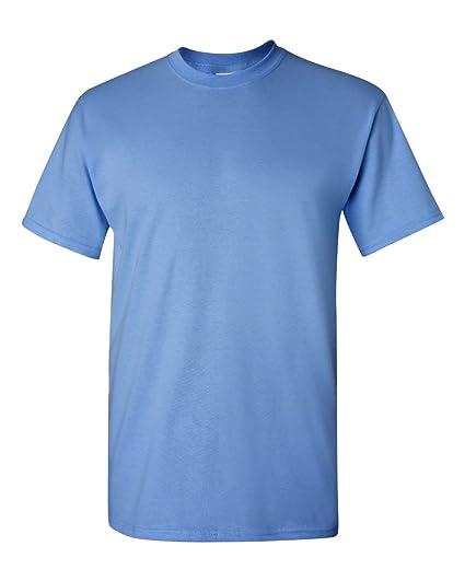 be000036ab5f Gildan Heavy Cotton T-Shirt, Carolina Blue   Amazon.com