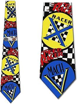 Corbata Speed Racer Mach V de Ralph Marlin - Corbatas de dibujos ...