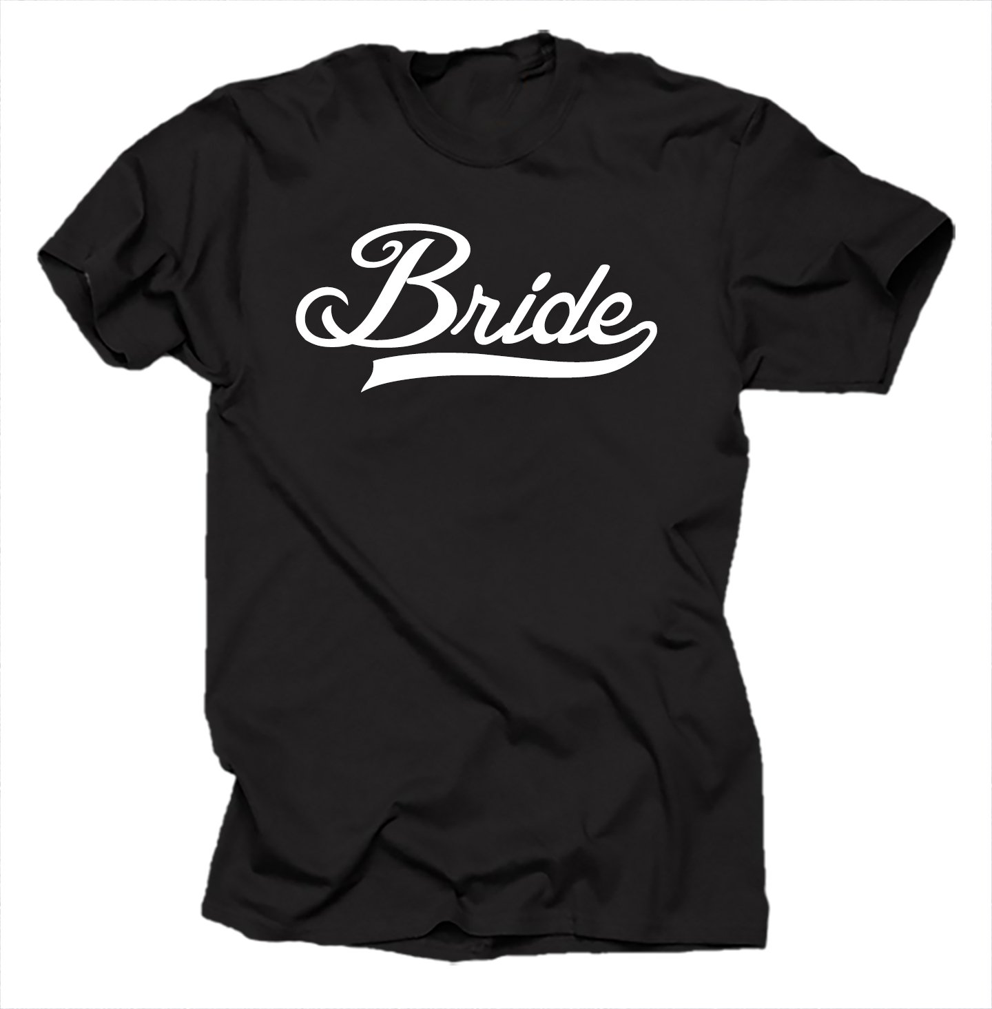 Milky Way Tshirts Bride T-Shirt Wedding Engagement T Shirt 5XL Black