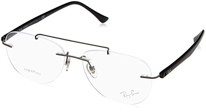 9c0af1784959 Image Unavailable. Image not available for. Colour: Ray-Ban Men's 0RX 8749  1128 54 Optical Frames ...