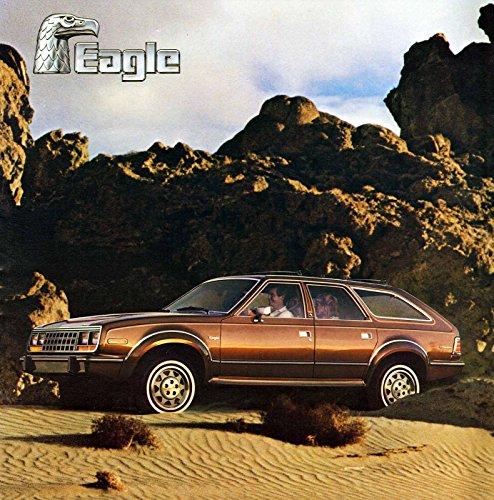riginal Car Sales Brochure Catalog - AMC American Motors ()