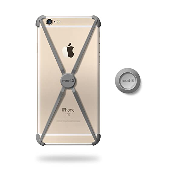 release date c6e4c f5376 mod-3 alt. case 6s Magnetic iPhone 6/6s Case with Wall Mount - Grey