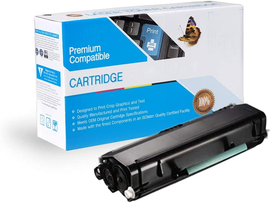 On-Site Laser Compatible Toner Replacement for Lexmark X203A21G Black X204 X204 MFP Works with: X203