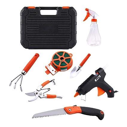 Ensemble d\'outils de jardin, Combinaison d\'outils de ...
