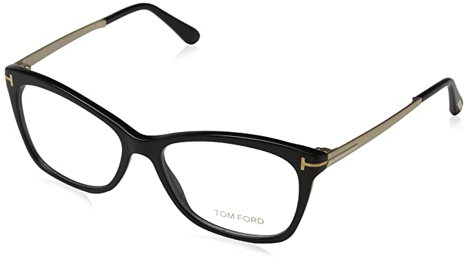 371dc81bed7b9 Image Unavailable. Image not available for. Color  Tom Ford Eyeglasses TF  5353 Eyeglasses 001 Black 54mm