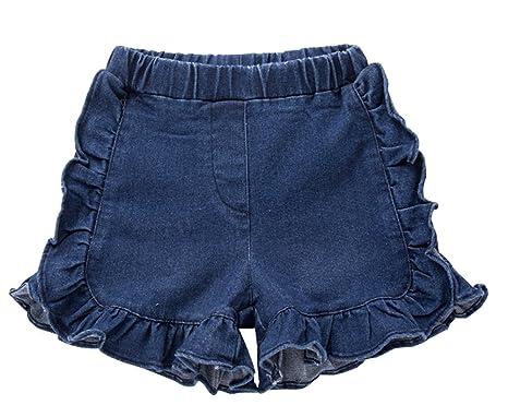 CYSTYLE CYSTYLE Kinder Mädchen Kurze Hose Bermuda Shorts
