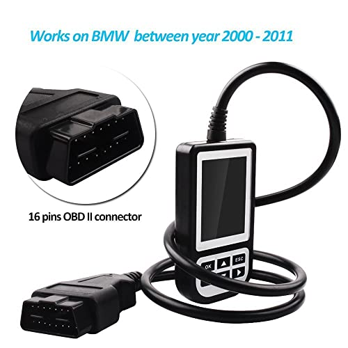 Creator C110 is a top-ranking BWM scanner that mainly work on BMW/MINI between 2000 to 2011 years.