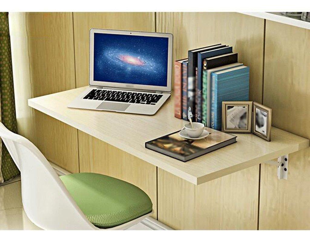 ウォールマウント折りたたみテーブルウォールラップトップテーブル現代ミニマルスモールテーブルコンピュータデスクサイズオプション ( サイズ さいず : 80cm*40cm ) B07BRBN2D1 80cm*40cm 80cm*40cm