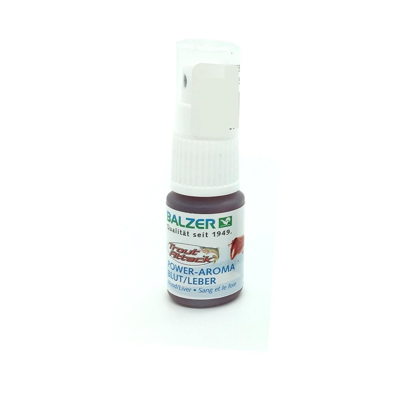 Balzer Trout Attack Aroma Spray sangue/fegato