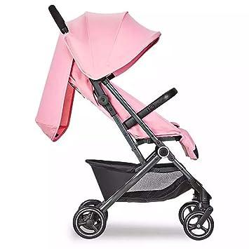 REMTI Sillas de paseo Carro ligero para bebés, cómodo ...