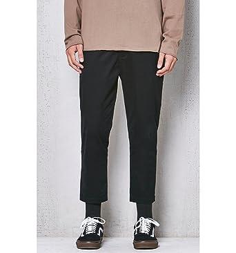 Pacsun Mens Slim Taper Chino Cropped Pants at Amazon Men s Clothing ... 574c1073ab1b