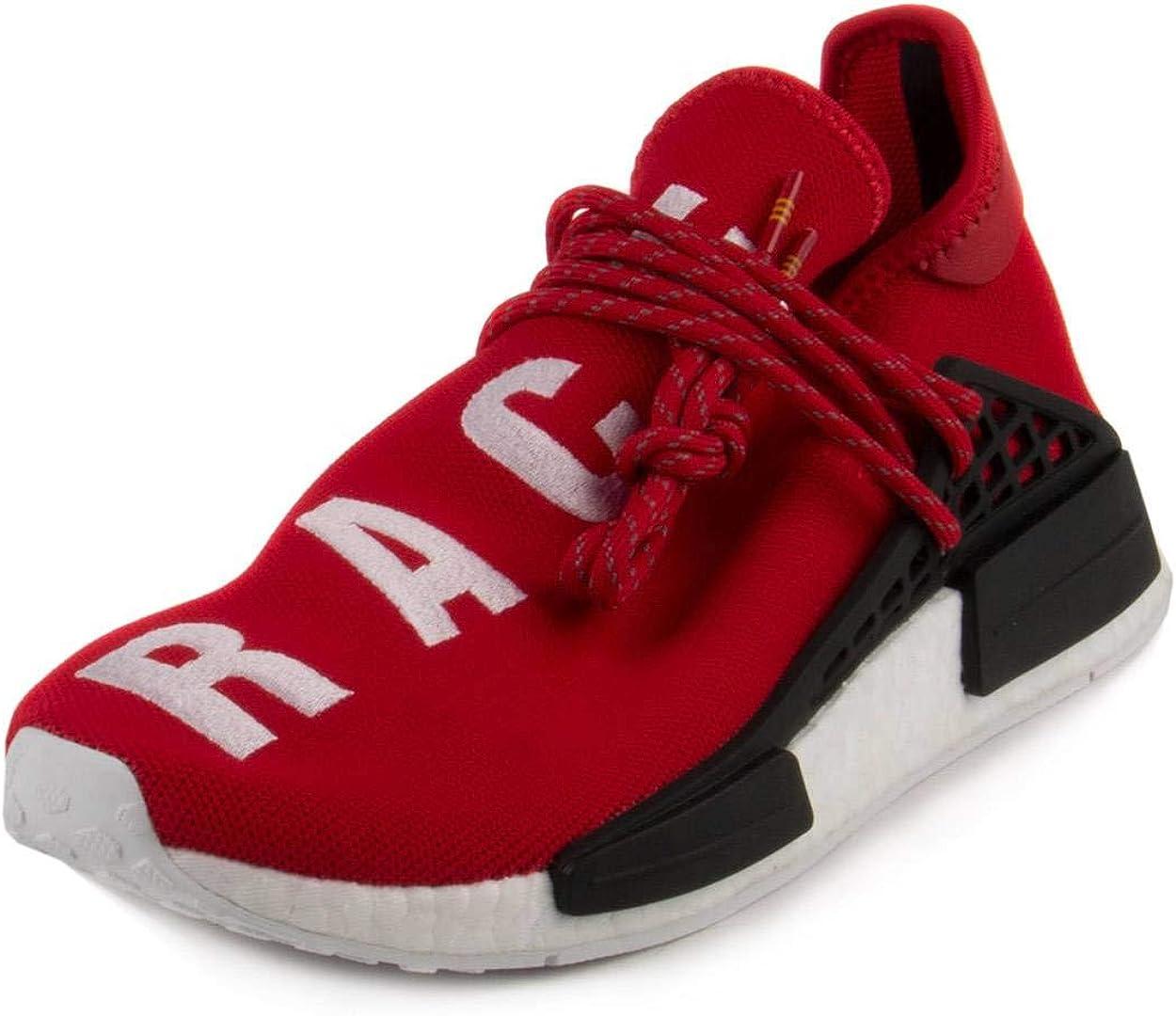 adidas Mens PW Human Race NMD Scarlet