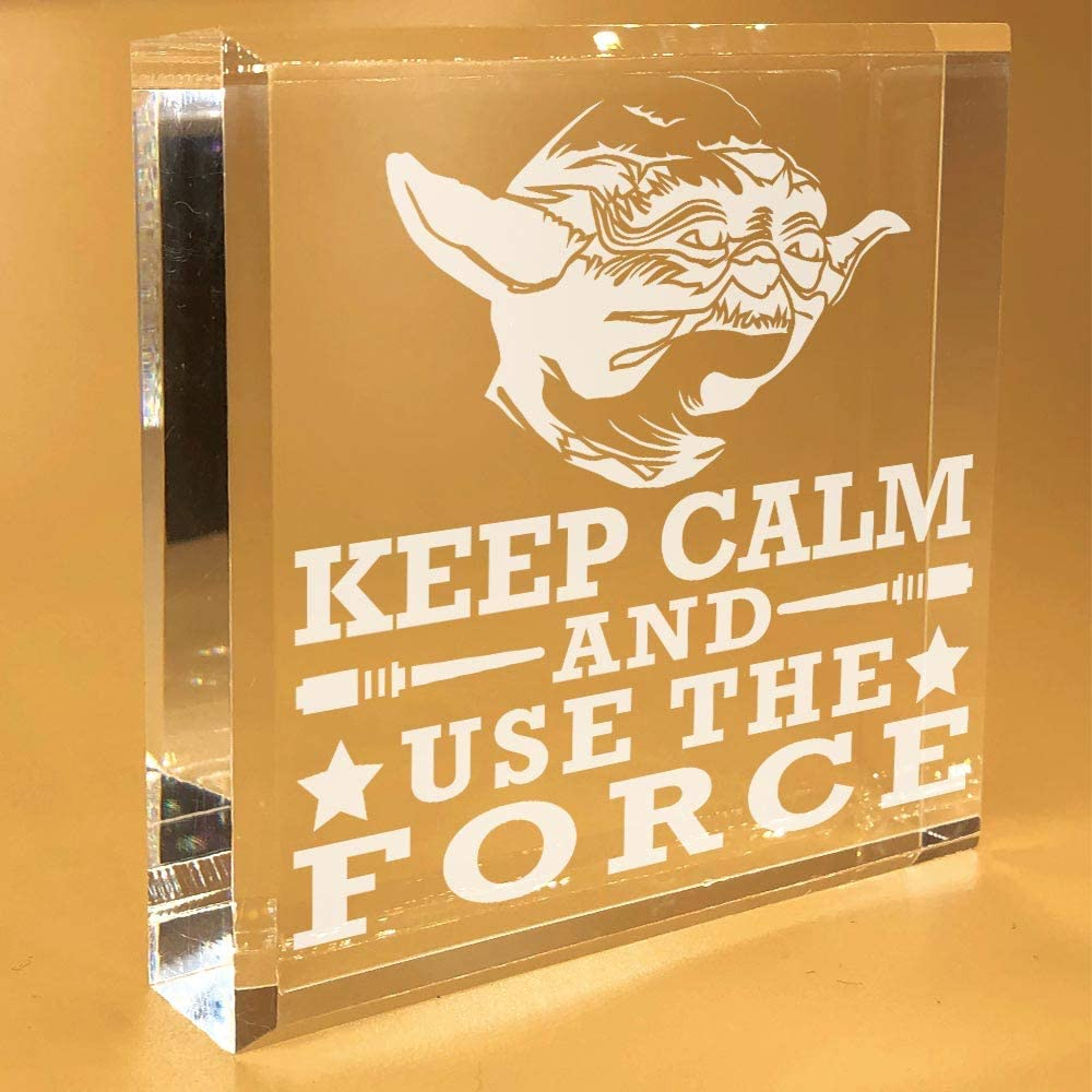 Star Wars Gifts | For Men | Women | Christmas | Him | Boyfriend | Keepsake | Paperweight | Plate | Plaques