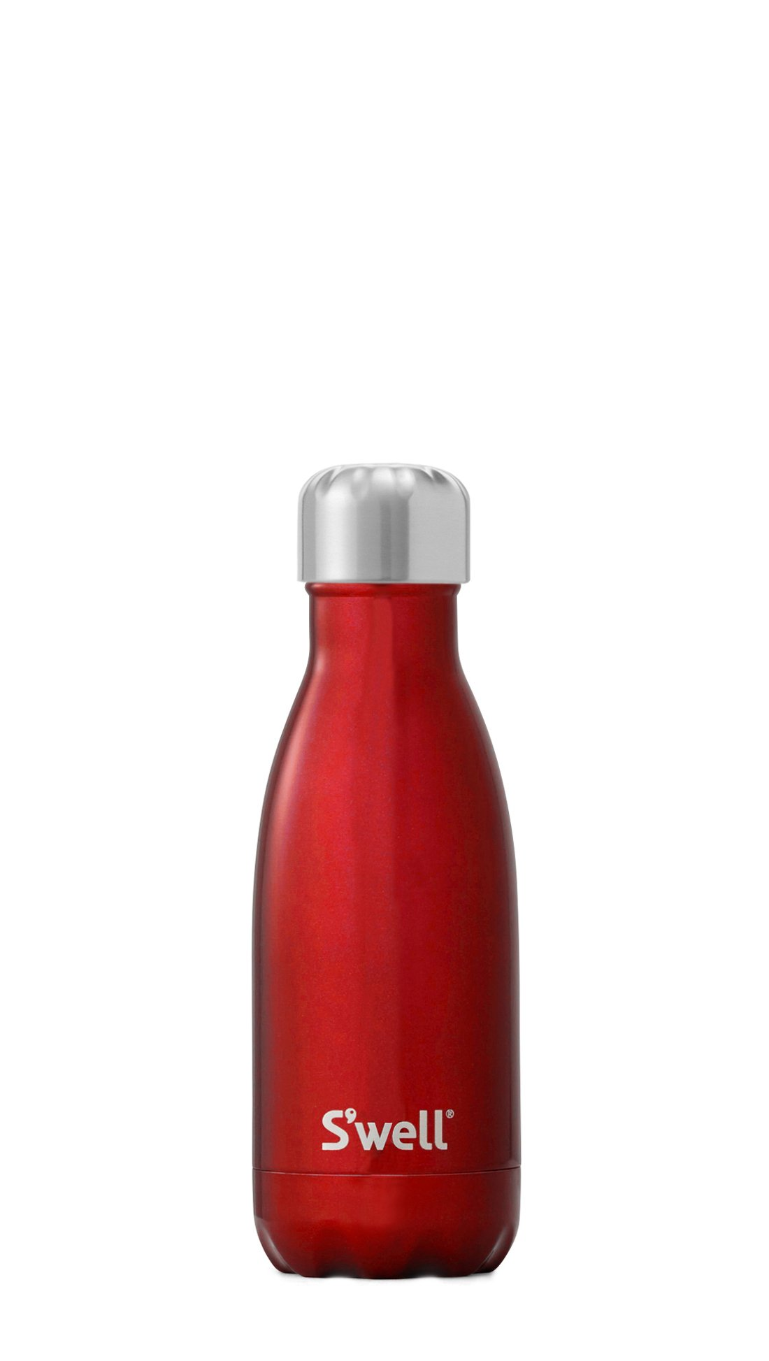 S'well Vacuum Insulated Stainless Steel Water Bottle, 9 oz, Rowboat Red by S'well