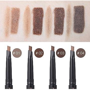 LEANO Double Heads Makeup Eyebrow Waterproof Pencil Cosmetics Brow Eye Liner Tools Liner & Shadow Combinations