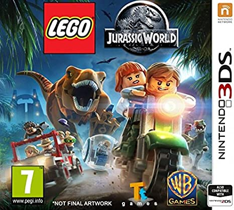 LEGO: Jurassic World: Amazon.es: Videojuegos