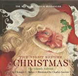 img - for Night Before Christmas board book: The Classic Edition book / textbook / text book