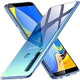 Cekuonline Samsung Galaxy A9 2018 Kılıf Kapak Lazer Kesim Tam Şeffaf Silikon