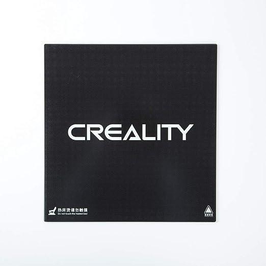 Impresora 3D Accesorios Silicio Cristal de Carbono Superficie ...