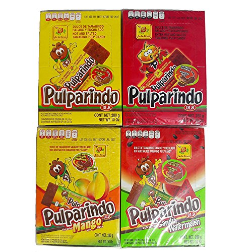 Pulparindo Flavors Bundle w/ Mango!