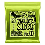 Ernie Ball 2221 Regular Slinky Nickel Wound Set (10-46)