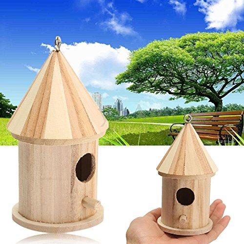 Polar bear 39 s pet shop hot sale wooden bird house for Garden accessories sale