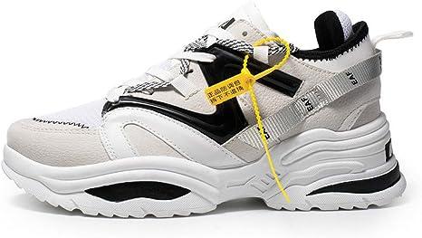 AEPEDC Zapatillas para Hombre Amortiguación Amortiguación Hombre ...