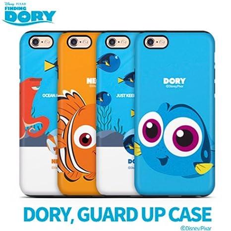 90140eb392 Amazon | ディズニー (DISNEY)DORY GUARD UP Series 正規品 キャラクターケース, スマホケース キャラクターケース,  スマホケース, iPhone5/SE/6/6+ケース 7 種類 ...