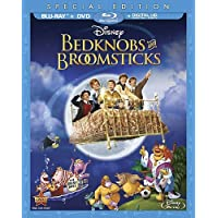 Bedknobs and Broomsticks on Blu-ray [2 Discs]