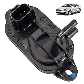 Fansport Differenzdrucksensor DPF Sensor f/ür Ford Mondeo Volvo Mazda
