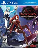 DECEPTION IV: The Nightmare Princess follows on the heels of Deception IV: Blood Ties, which revolved around Laegrinna, a deceitful fragment of the Devil's soul who chose between Sadistic Torment, Elaborate Death, or Humiliating Demise, to defeat her...