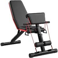 Banco de pesas plegable ejercicios entrenamiento Entrenador