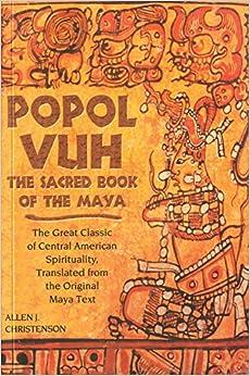 Resultado de imagen de popul vuh