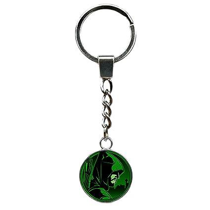 Amazon.com: Superhéroes marca Green Arrow llavero películas ...