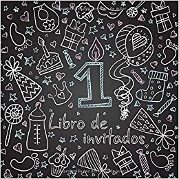 Libro de invitados: Libro de invitados 1. cumpleaños - El ...