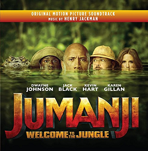 Price comparison product image Jumanji: Welcome to the Jungle (Original Motion Picture Soundtrack)