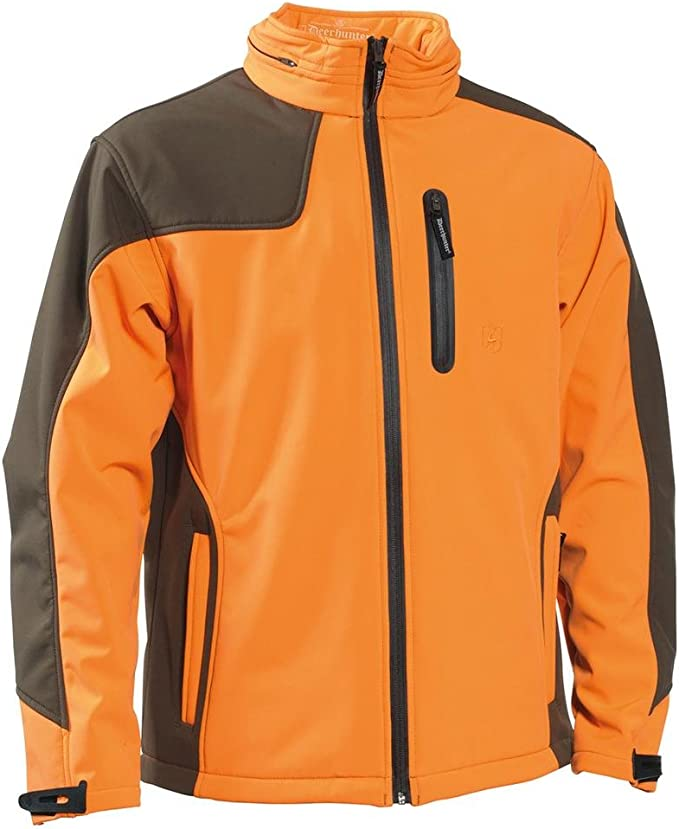 Details about  /Deerhunter Argonne soft Shell Jacket