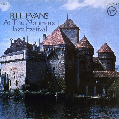 SACD : Bill Evans - At the Montreux Jazz Fest (Super-High Material CD, Japan - Import)