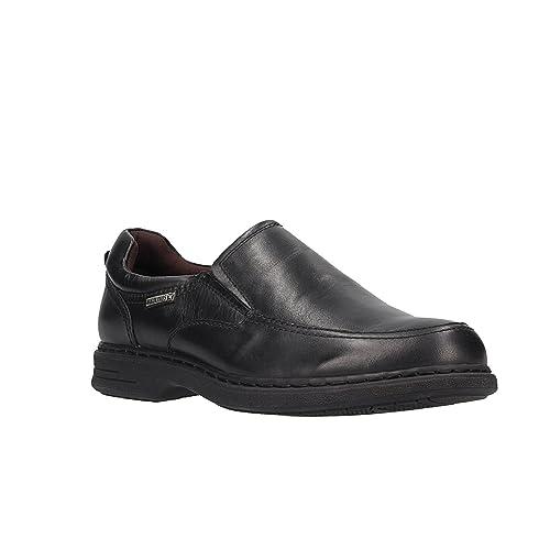 eacad227bed Zapato de hombre sin cordones Pikolinos M5H-3103 Negro  Amazon.es  Zapatos  y complementos