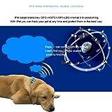 Egmy New GPS Pet Tracker Smart WiFi Mini
