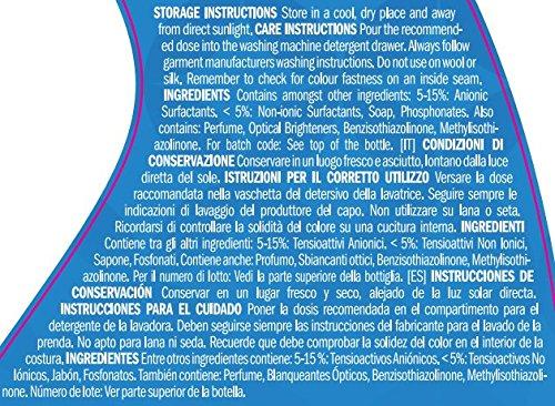Marca Amazon - Presto! Detergente líquido pieles sensibles, 176 lavados (4 Packs, 44 cada uno)